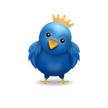 Twitter with a Crown
